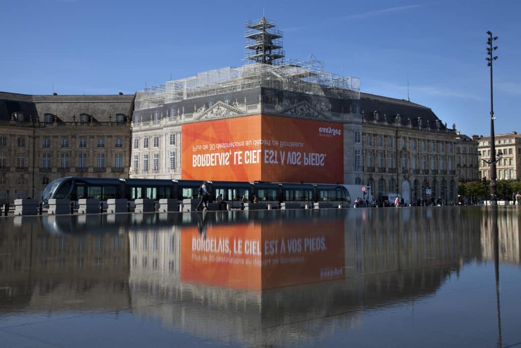 Campagne affichage easyjet