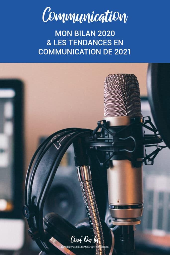 tendances 2021 bilan 2020