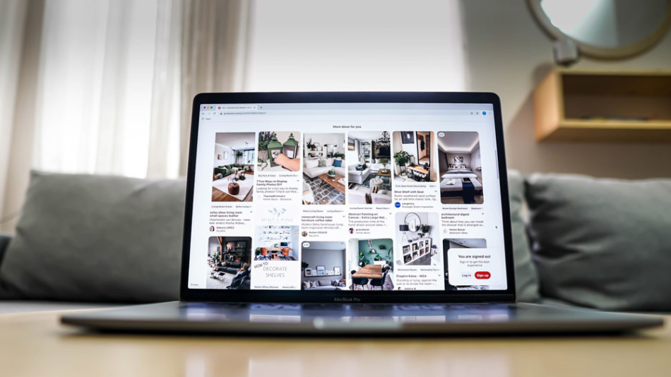 Booster son compte pinterest